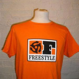 Freestyle records t shirt