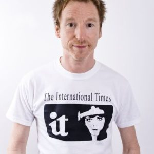 International Times Mod T Shirt