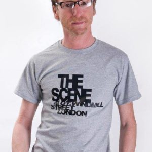 The Scene Mod T Shirt