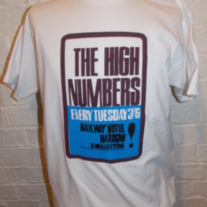 The High Nmbers Mod T SHirt