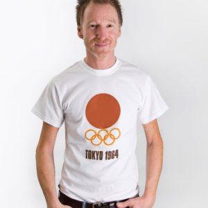 Tokyo 1964 T Shirt