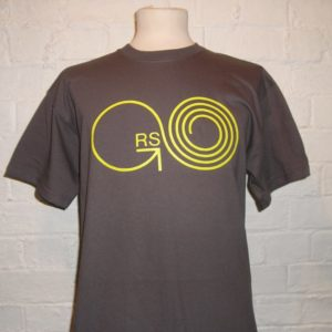 Brown Ready Steady Go T Shirt
