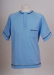 cycle shirt blue